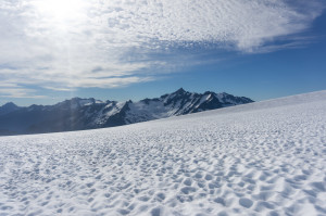 Fury across ice plain