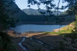 Lena Lake camping