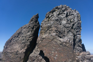Summit pinnacles