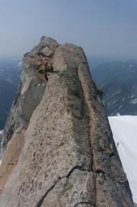 Summit catwalk