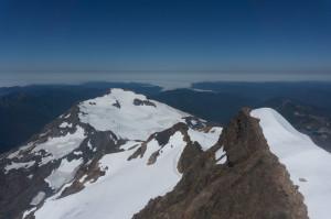 Upper White Glacier