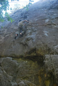 Flailing at Cheakamus
