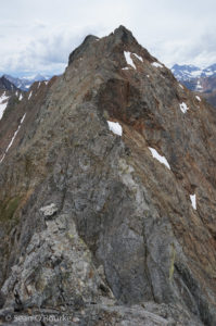 Crux ridge/notch