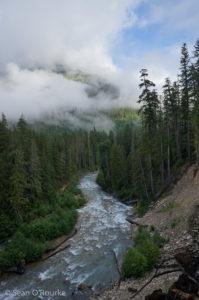 Thunder Creek near McAllister