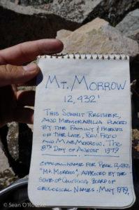 Morrow register