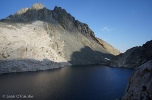 Charybdis and Chasm Lake