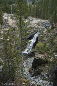 San Joaquin falls